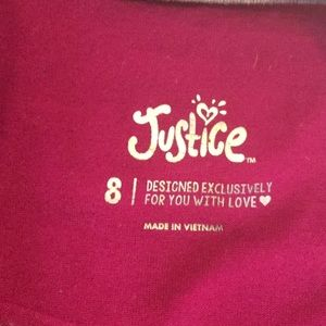 Justice Shirts & Tops - Girls Justice long sleeve t